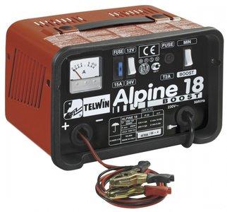 Monofazige batterijlader met boost functie 3,45kg