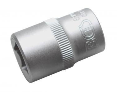 Oil Drain Plug dop, 4-pt, 8 en 10 mm