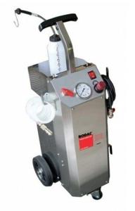 Elektrische rem- en koppelingsontluchter 5 liter