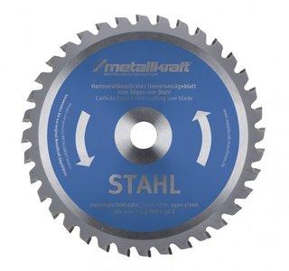 TCT cirkelzaagbladen voor staal, tanden-48