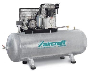Zuigercompressor 5,5 kw - 10 bar - 500 l - 680l/min